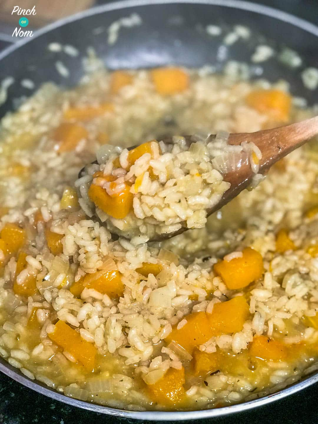 Syn Free Butternut Squash Risotto | Slimming World - step 5