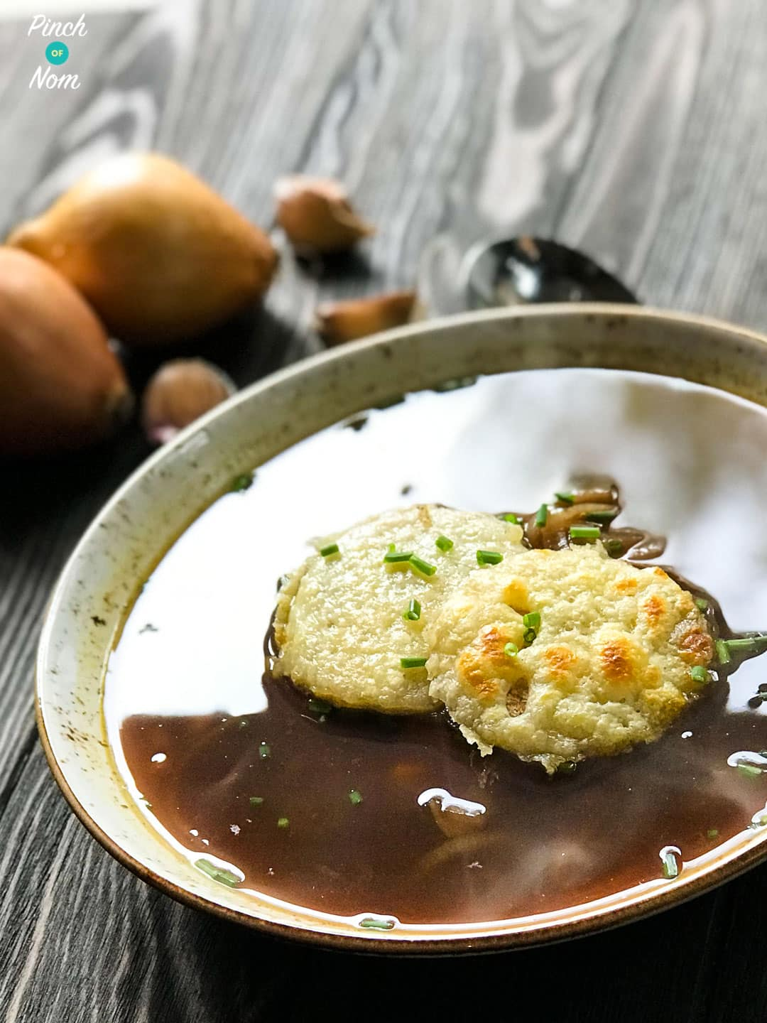 French Onion Soup | Slimming & Weight Watchers Friendly
