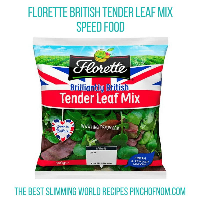 british salad mix - slimming world shopping essentials pin ch of nom