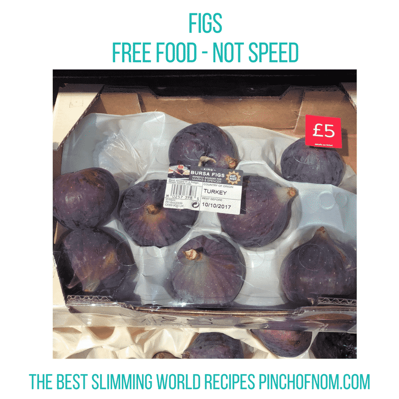 figs - pinch of nom slimming world shopping essentials