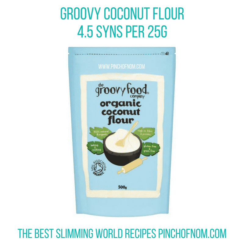 groovy coconut flour - Chicken Korma Curry | Slimming World & Weight Watchers Friendly