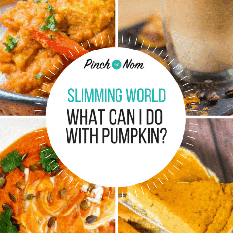 What Can I Do With Pumpkin? | Slimming World