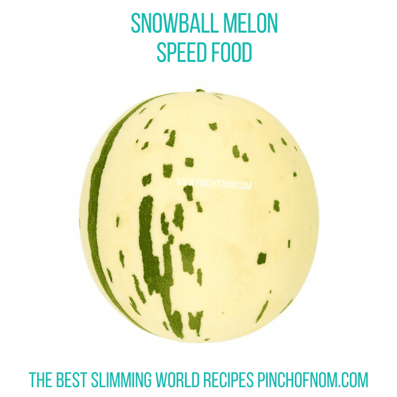 snowball melon - pinch of nom slimming world shopping essentials october 17