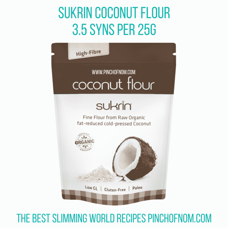 sukrin coconut flour 2 Syn Chicken Korma Curry | Slimming World