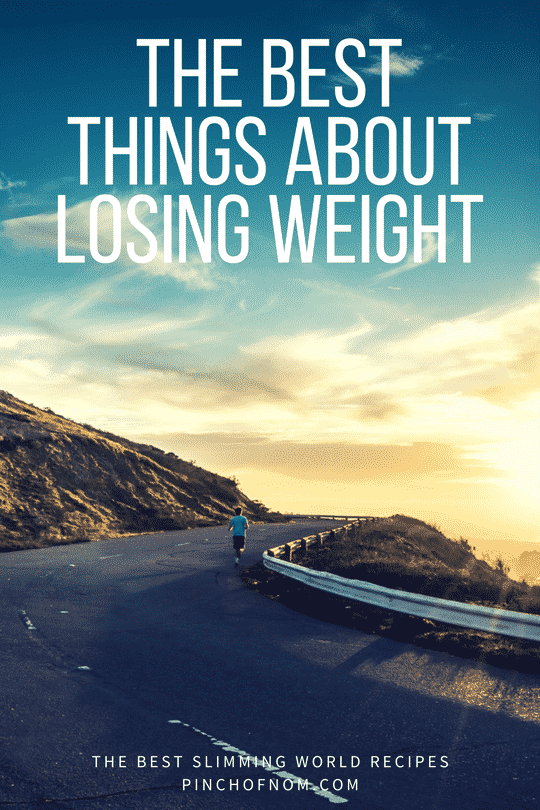 1st image - The Best Things About Losing Weight