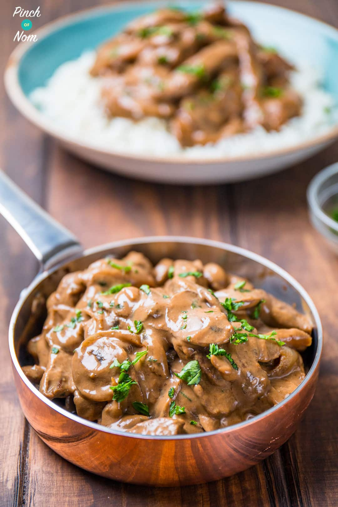 Low Syn Beef Stroganoff | Slimming World