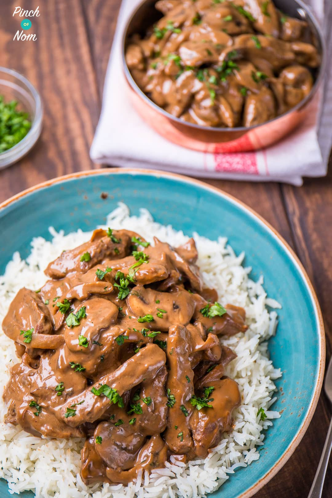Low Syn Beef Stroganoff | Slimming World-9