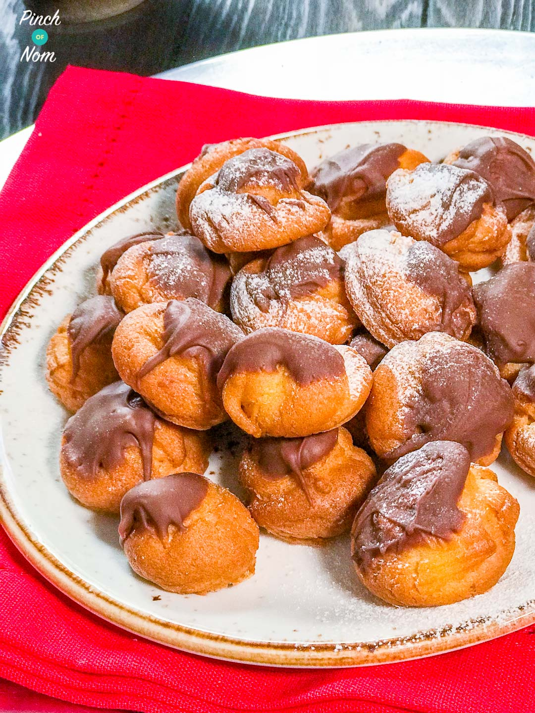 Low Syn Profiteroles | Slimming World