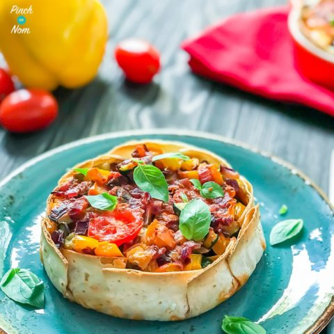 Syn Free Vegetable Tart | Slimming World-1