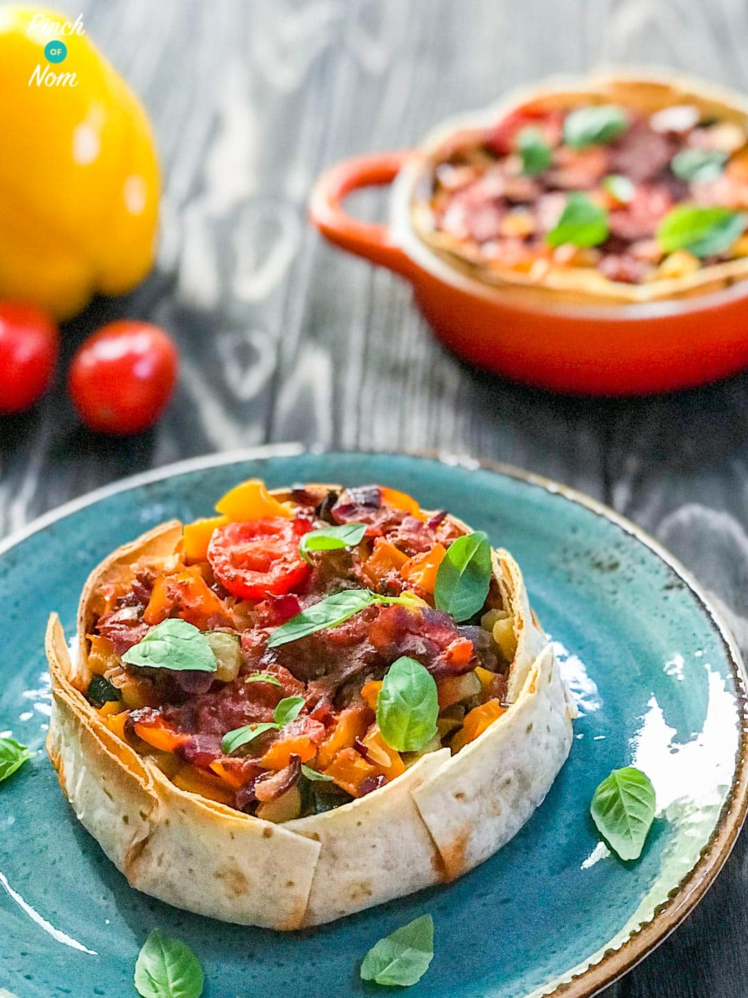 Syn Free Vegetable Tarts | Are Weight Watchers Wraps Still a Healthy Extra? | Slimming World
