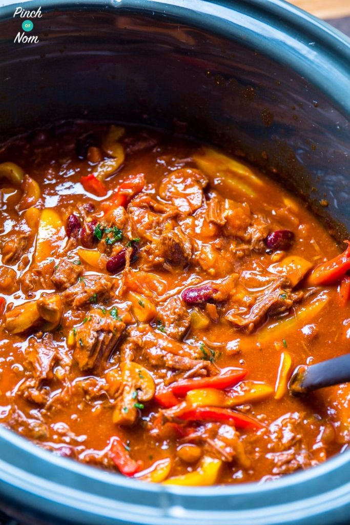 Syn free Mexican chilli beef | Slimming World-6