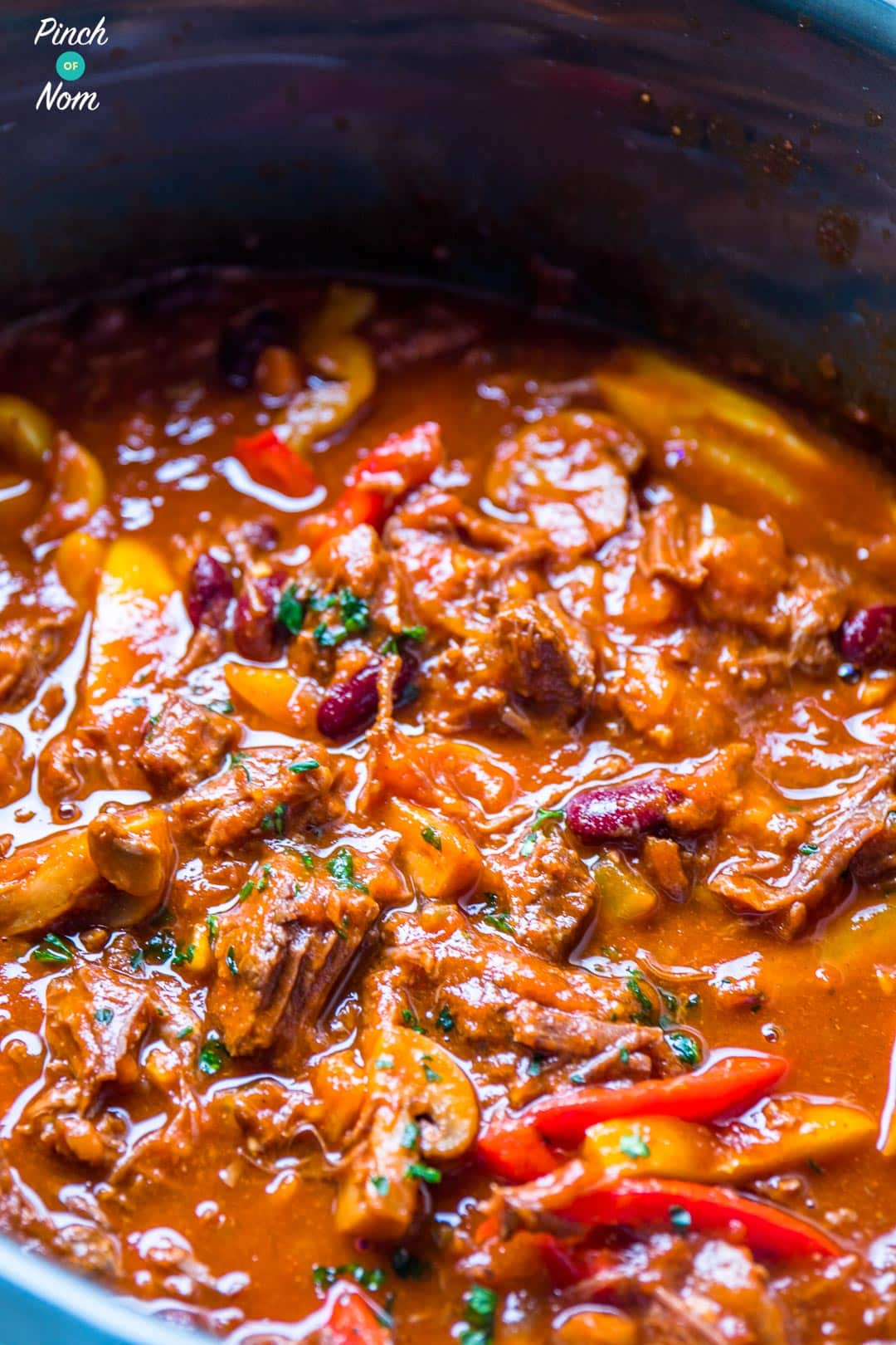 Mexican Chilli Beef | Slimming & Weight Watchers Friendly