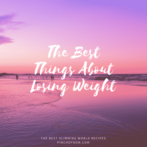 The Best Things About Losing Weight