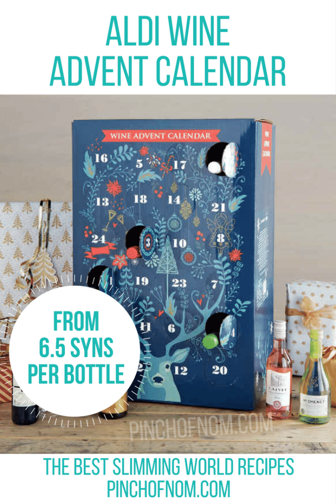 10 Slimming World Friendly Advent Calendars Pinch Of Nom