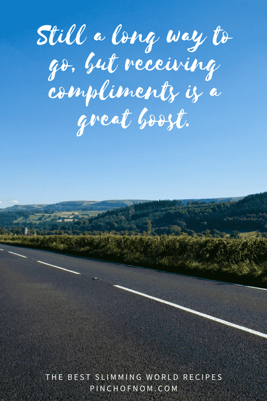 compliments - The Best Things About Losing Weight