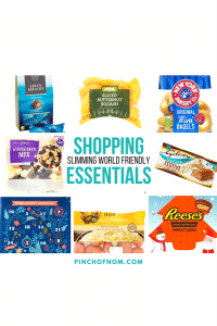 featured image - New Slimming World Shopping Essentials 3-11-17