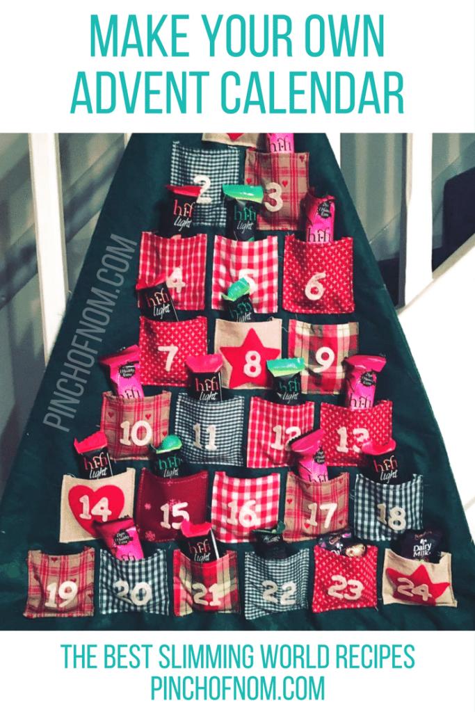hifi bar 10 Slimming World Friendly Advent Calendars