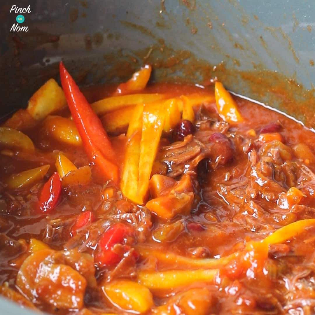 Step 10 - Syn Free Mexican Chilli Beef | Slimming World