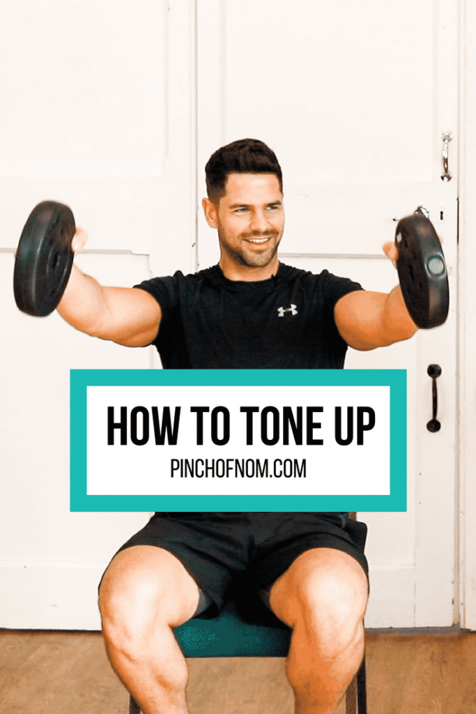 how to tone up - 2