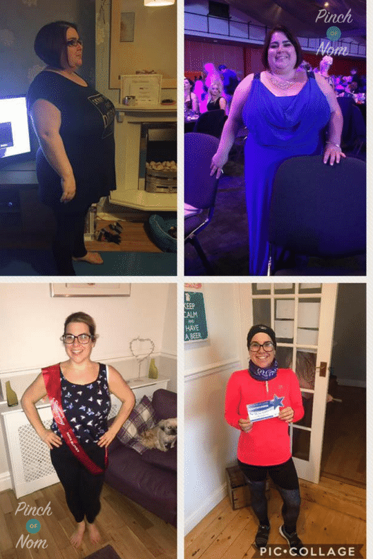 vicky - The Best Things About Losing Weight