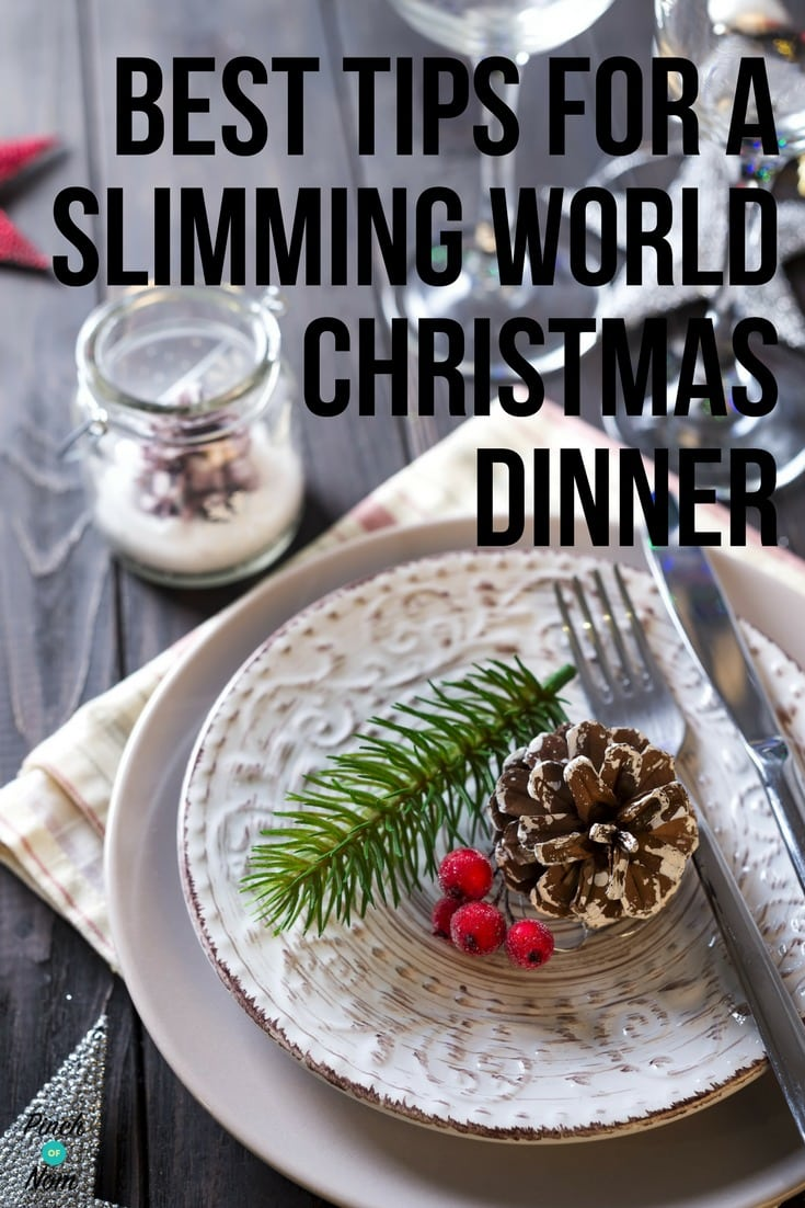 Best Tips for a Slimming World Christmas Dinner | Slimming World