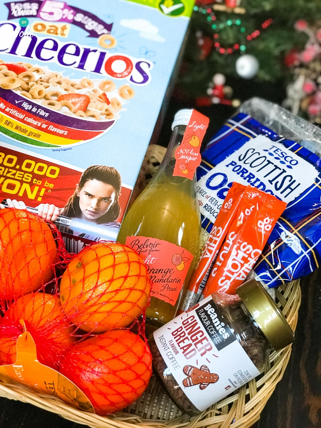 Breakfast Hamper - Slimming World Christmas Hampers | Slimming World