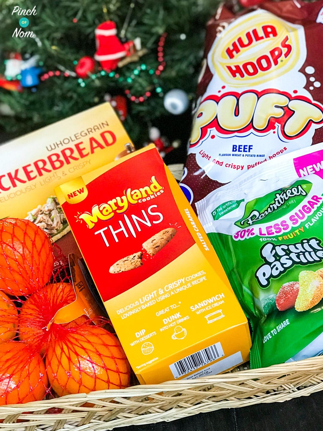 Snacker Hamper - Slimming World Christmas Hampers | Slimming World