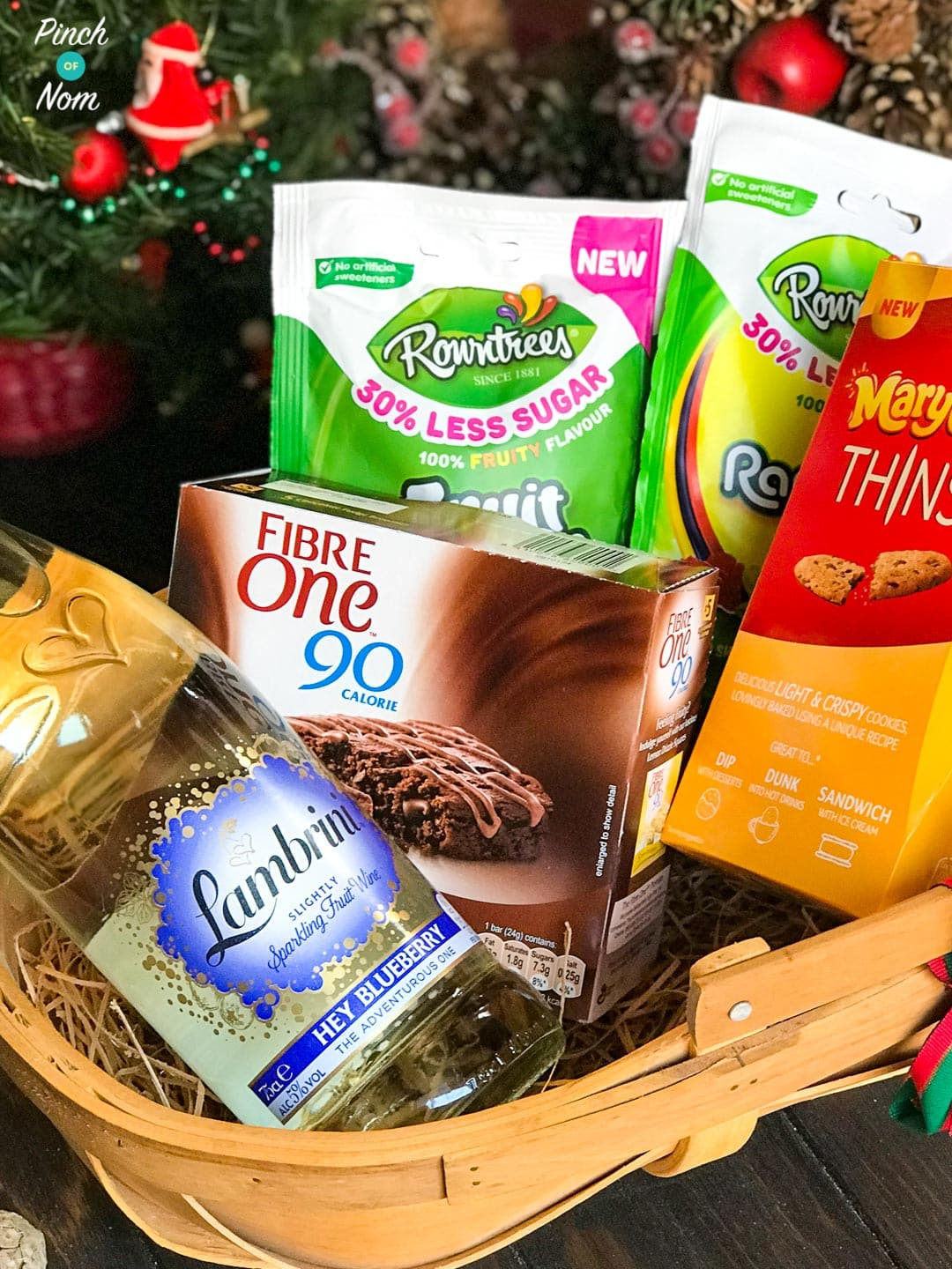 Girls Night In - Slimming World Christmas Hampers | Slimming World