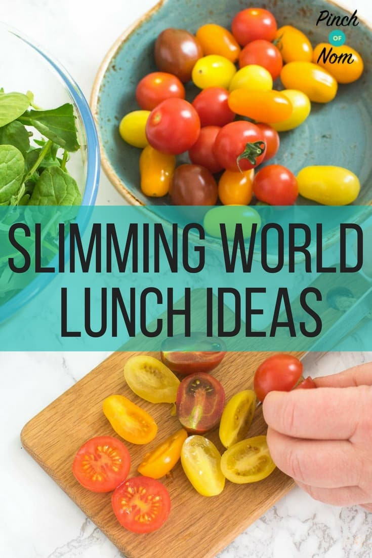 Slimming World Lunch Ideas Slimming World Pinch Of Nom