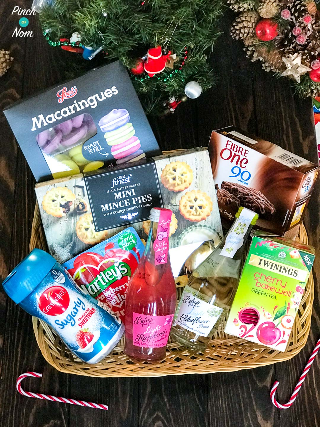 Sweet Tooth Hamper 2 - Slimming World Christmas Hampers | Slimming World