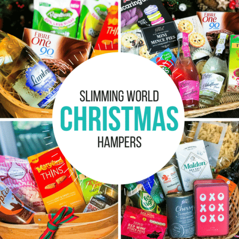 featured image - Slimming World Christmas Hampers | Slimming World