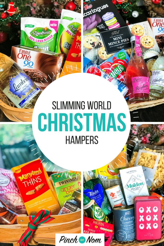 first image - Slimming World Christmas Hampers | Slimming World