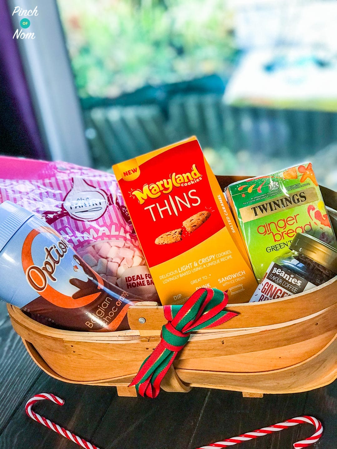 Hot Drink Lovers Hamper - Slimming World Christmas Hampers | Slimming World