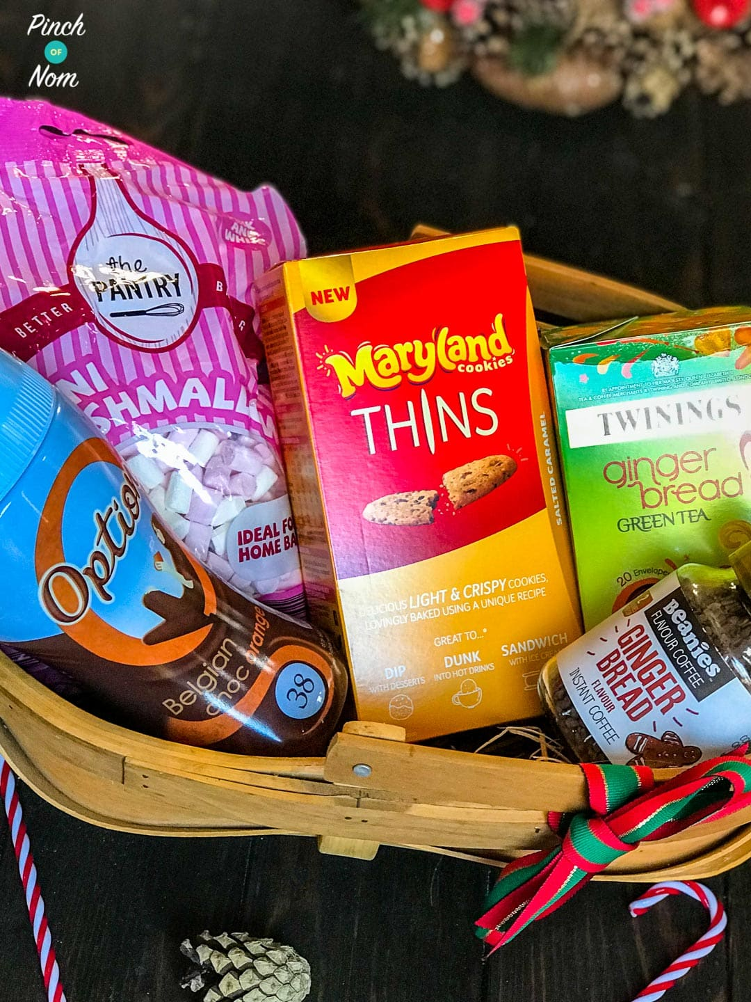 Hot Drink Lovers - Slimming World Christmas Hampers | Slimming World