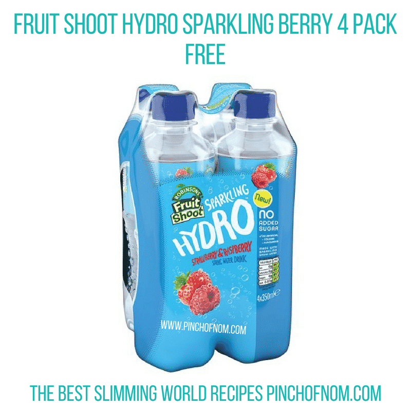 Fruit shoot berry - Pinch of Nom Slimming World Shopping Essentials