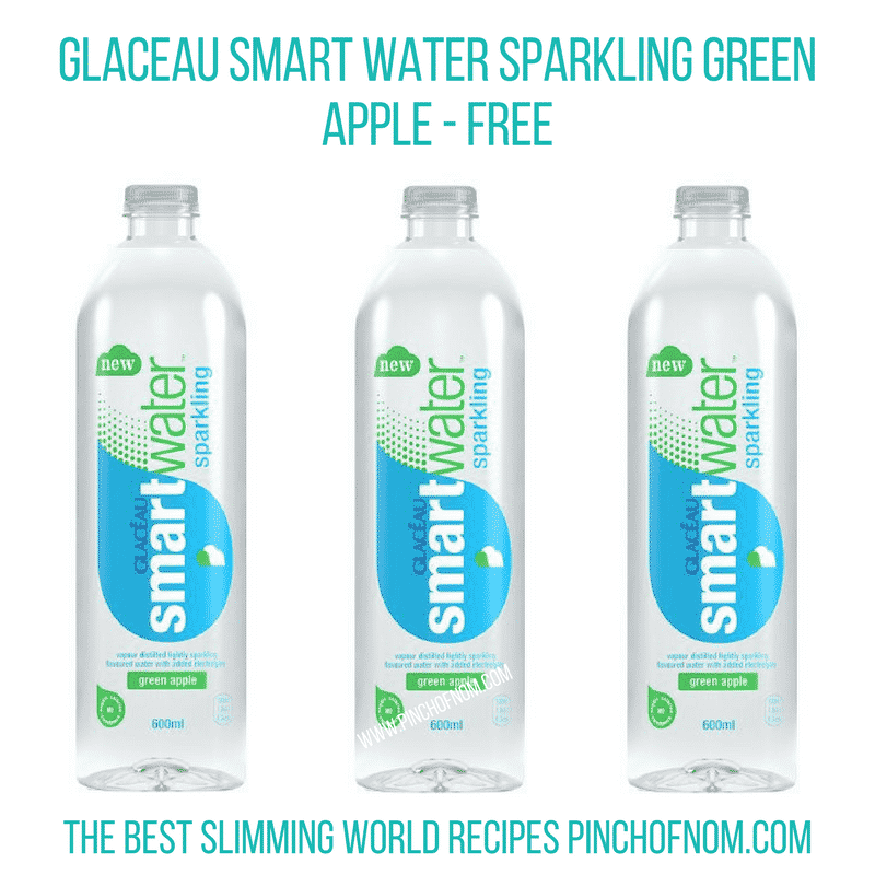 Glaceau apple - Pinch of Nom Slimming World Shopping Essentials