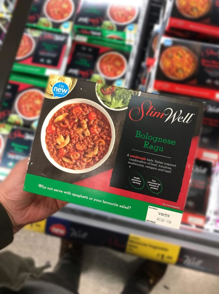 Shopping Essentials Top Pick – Aldi SlimWell | Slimming World