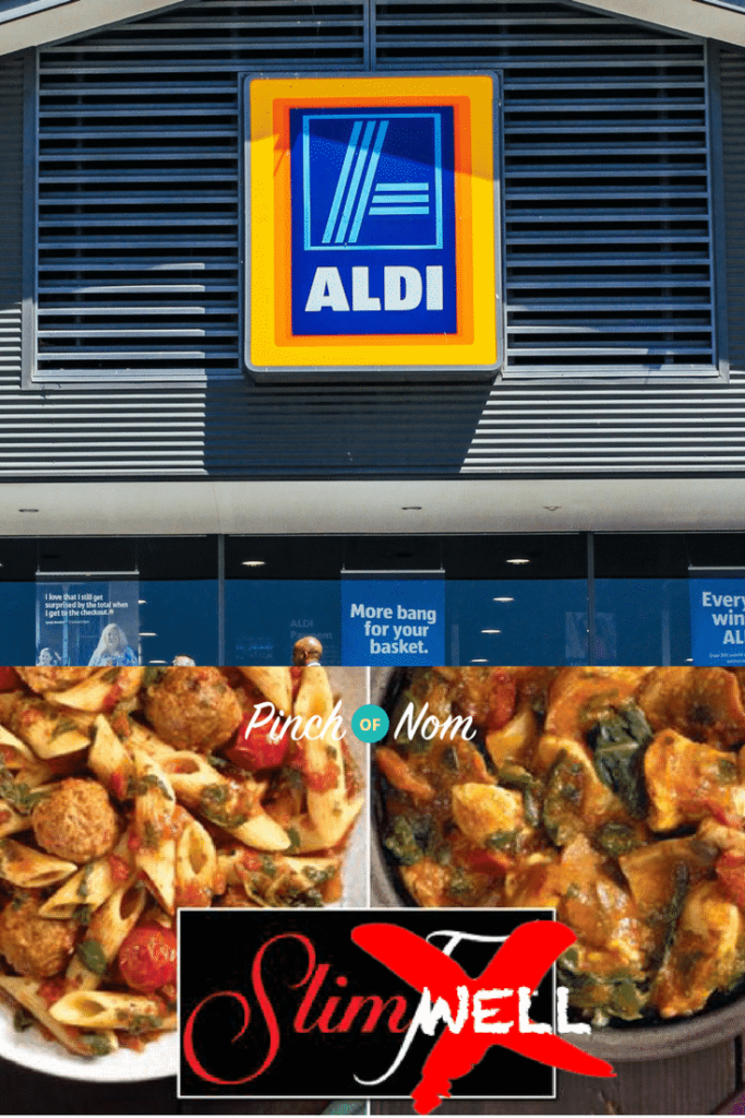 Aldi's New Slimming Ready Meals Syns Update-first