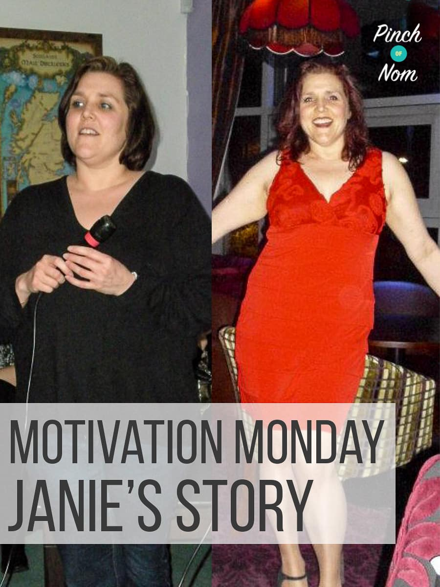 Motivation Monday - Janie's Story