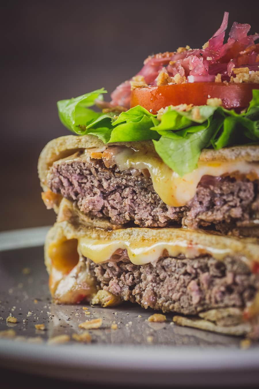 Lo-Dough Cheeseburger | Slimming World-2
