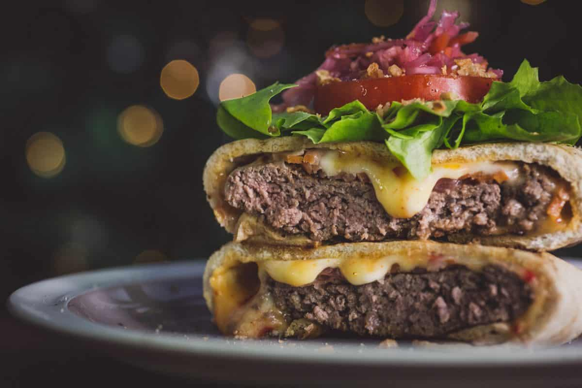 Lo-Dough Cheeseburger | Slimming World-4