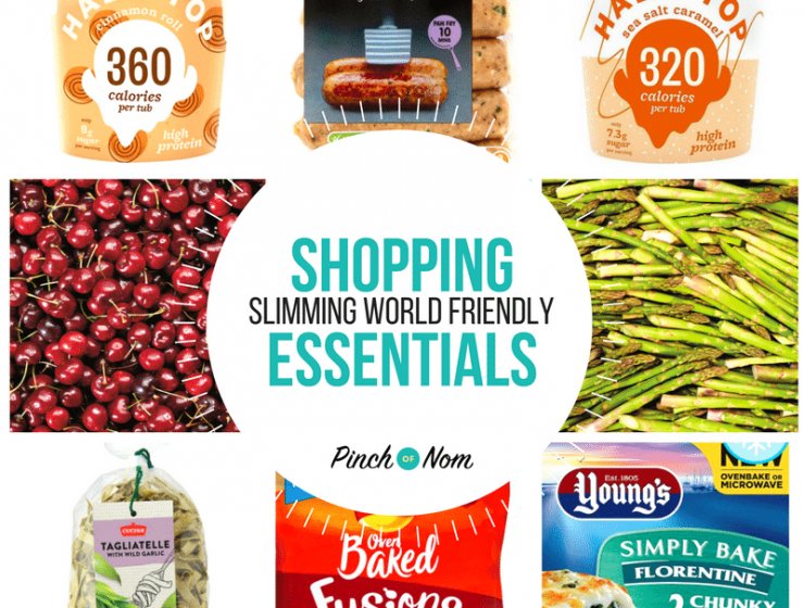 New Slimming World Shopping Essentials 19:1:18-2