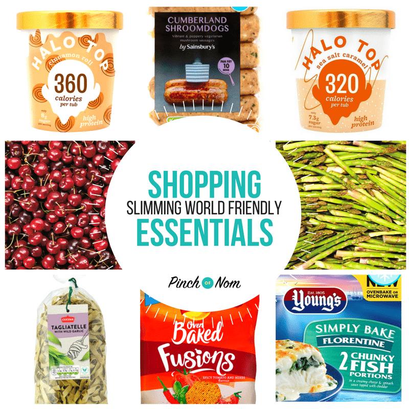 New Slimming World Shopping Essentials 19:1:18-2