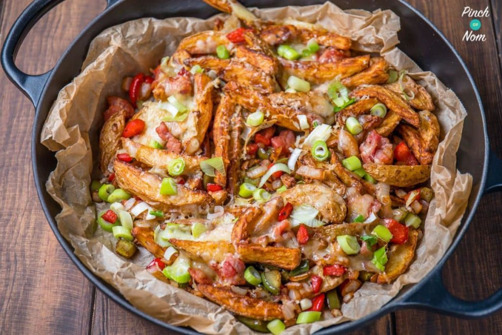 Syn Free Dirty Fries | Slimming World-5