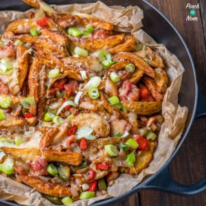 Syn Free Dirty Fries | Slimming World-6