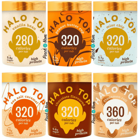 Halo Top Ice Cream Price Reduction!