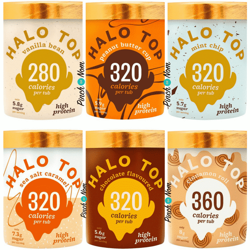 halo top - There's A New featured image - halo top - Healthier Ice Cream And It's Half Price! | Slimming World