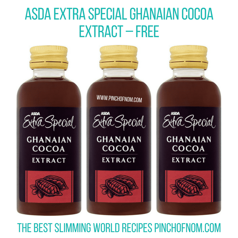 Ghanaian Cocoa Extract - Pinch of Nom Slimming World Shopping Essentials