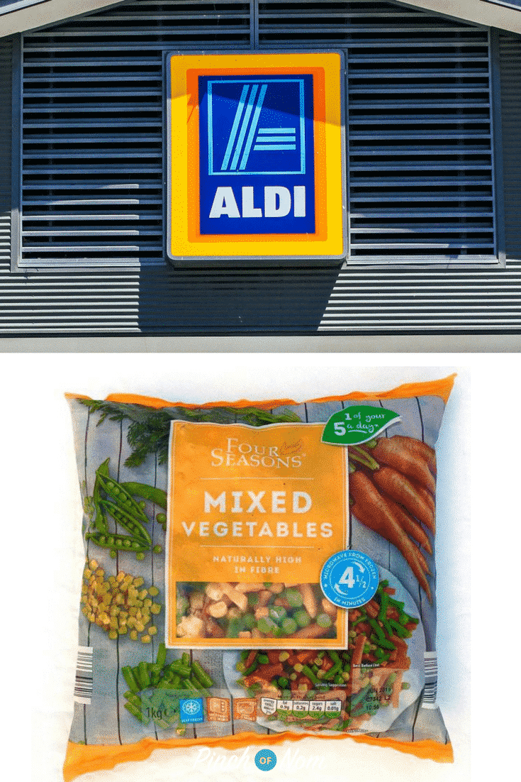 Aldi Recall Frozen Veg After Customer Finds Rat In Food | Slimming World - first image