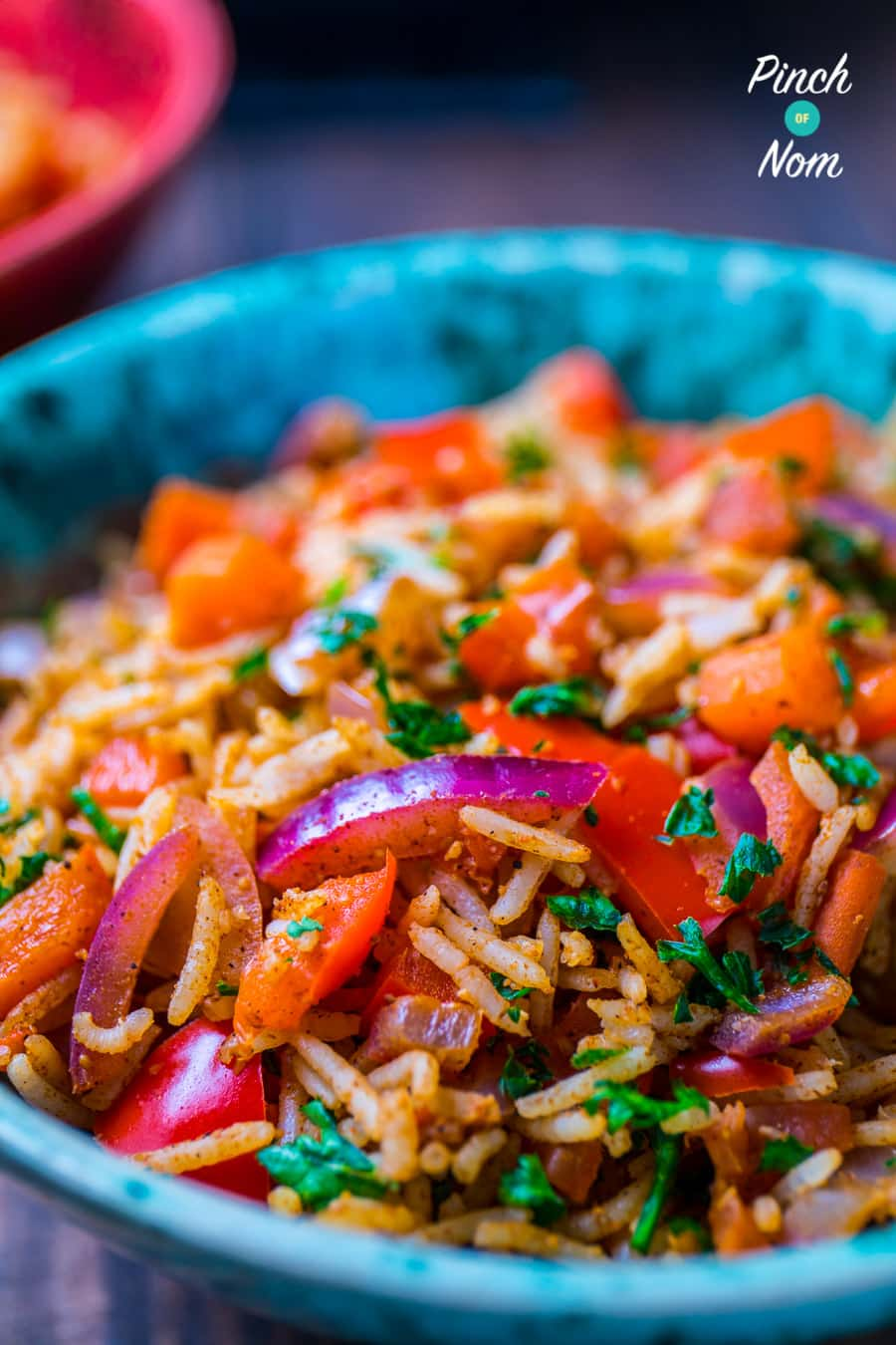 Syn Free Indian Fried Rice | Slimming World 2